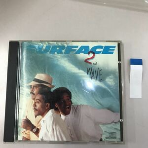 CD 輸入盤 中古【洋楽】長期保存品 SURFACE