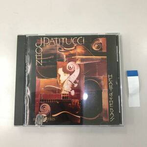 CD 輸入盤 中古【洋楽】長期保存品 JOHN PATITUCCI