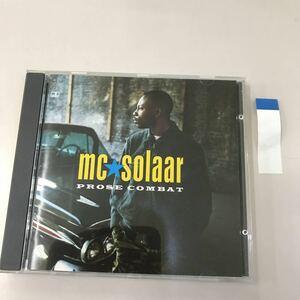 CD 輸入盤 中古【洋楽】長期保存品 MC solaar