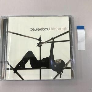 CD 輸入盤 中古【洋楽】長期保存品 paula abdul
