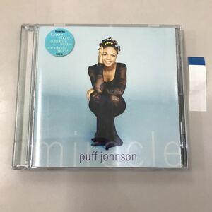CD 輸入盤 中古【洋楽】長期保存品 puff johson