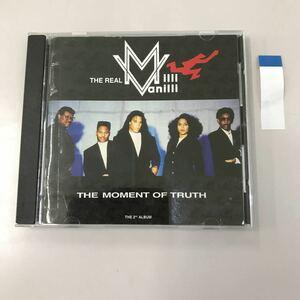 CD 輸入盤 中古【洋楽】長期保存品 THE REAL MILLI VANILLI