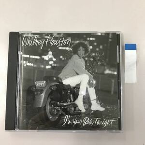 CD 輸入盤 中古【洋楽】長期保存品 WHITNEY HOUSTON