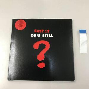 CD 輸入盤 中古【洋楽】長期保存品 EAST17