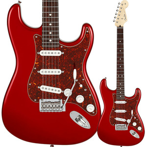 Fender 2021 Collection, MIJ Hybrid II Stratocaster Candy Apple Red【フェンダージャパンストラトキャスター】【北海道・離島送料別途で