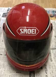 SHOEI バイクヘルメット TF-270 Mサイズ ジャンク品です。