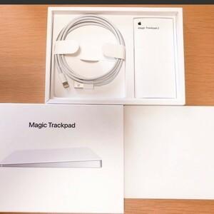 【動作品】 純正 Apple Magic Trackpad 2 マジック トラックパッド 2 A1535 MJ2R2J/A