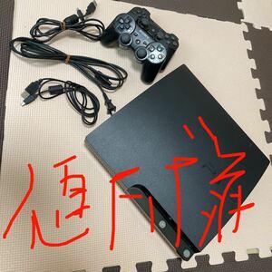 本体 PlayStation3 コントローラー2 各種ケーブル有