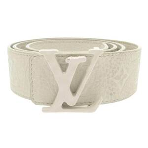 LOUIS VUITTON (ルイヴィトン) 18AW LV Sun Tulle Initial Belt MP235