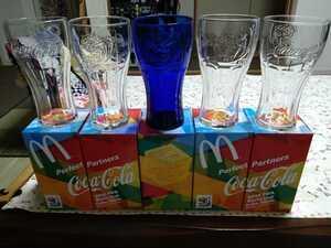 コカ・コーラグラス 5個セット