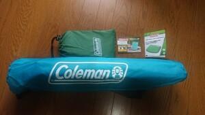 Coleman コールマン コンパクトグランドチェア&ポータルエアークッション
