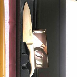 ルクルーゼ シェフズナイフ 15cm