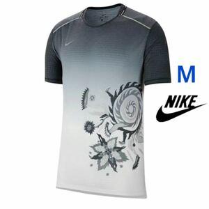 ナイキ nike ライズ 365 ワイルド ラン ランニングシャツ メンズM