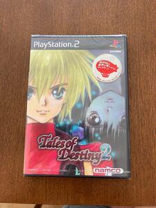 テイルズ オブ デスティニー2 PS2 未開封