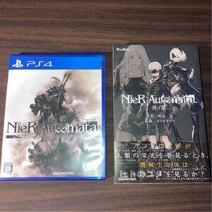 【PS4】 NieR:Automata [ゲーム オブ ザ ヨルハ エディション] + 小説『長イ話』セット