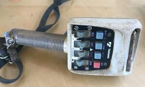 タダノ TADANO ラジコン 受信機 単体 RCS-MM4 (A周波/ID:0053) 通電確認のみ