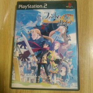 PS2 ファントムブレイブ  プレステ2