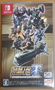 送料無料 ニンテンドースイッチ スーパーロボット大戦T プレミアムアニメソング&サウンドエディション NintendoSwitch