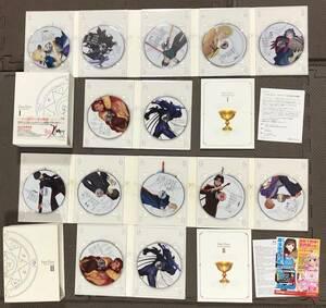 Fate Zero blu-ray BOX 完全生産限定版 訳アリ