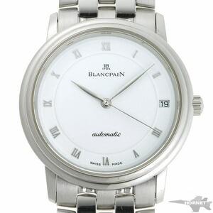 BLANCPAIN ブランパン ヴィルレ エクストラスリム オートマチック 1195-1127-10 SS メンズ 時計 2010161