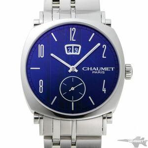 CHAUMET ショーメ ダンディ グランドデイト オートマチック W11680-47C SS メンズ 時計 2020028
