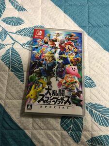 大乱闘スマッシュブラザーズ Nintendo Switch