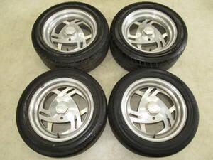 Astro other Ame car!BOYDS( Boyds )te Lynn ja-? cast wheel 7J-16+1 8J-16+6 pcd120.65*127/5H with tire 4ps.@ aluminium wheel