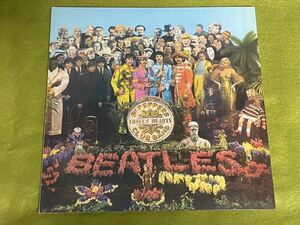 送料無料!【2014mono再発】The Beatles Sgt. Pepper's Lonely Hearts Club Band
