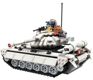 戦車 タンク ブロック ミニフィグ レゴ 互換 LEGO 互換 テクニック フィギュア 430pcs 07446