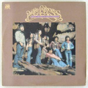 ■ペドロ&カプリシャス|夜の紅茶(The Best Of Pedro & Capricious) <LP2枚組 1975年 日本盤>ベストアルバム 洋楽カバー曲も収録