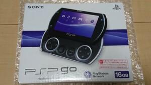 美品 ソニー PSPgo 本体 M2メモリーカード16GB 専用ケース付属