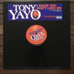 ●【r&b】Tony Yayo / I Know You Don't Love Me[12inch]オリジナル盤《R79 9595》
