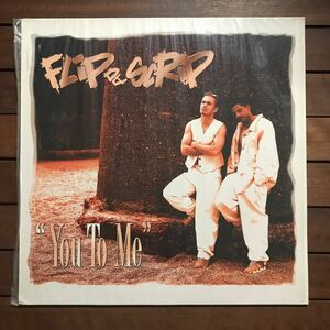 ●【eu-rap】Flip Da Scrip / You To Me[12inch]オリジナル盤《3-2-70》