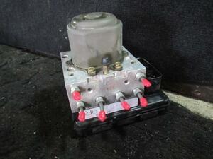 ラウム CBA-NCZ25 ABSアクチュエーター 1D9 44510-46079 89541-46030 ラウム Gパッケージ 4WD 1NZ-FE 4DT