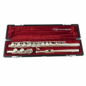 YAMAHA ヤマハ フルート 頭部管 銀製 YFL 311 シルバー ヘッド SILVER HEAD SV 925 ハードケース 純正 管楽器 現状品