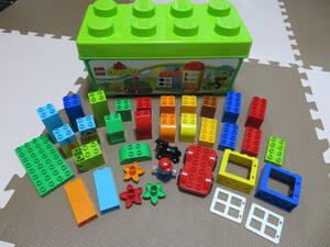 【USED】 LEGO duplo レゴ デュプロ みどりのコンテナデラックス 10572 送料無料
