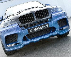 HAMANN BMW X5M E70 フロントバンパースポイラー