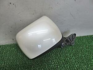 [ used ] H17/10 Suzuki Wagon R CBA-MH21S right door mirror product number /84701-58J10-Z7T color NO,Z7T