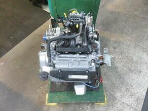 [中古] R2/5 マツダ スクラム PA バン HBD-DG17V エンジン R06Aノンターボ/5MT/4WD