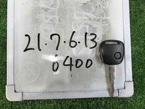 ★HA24S スズキ アルト  地区限定車 GⅡ ABS付 平成20年 純正 スマートキー リモコンキー 鍵 水色基盤 1つボタンタイプ★