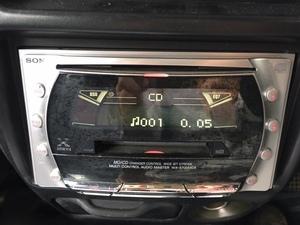 аудио   радио  CD MD  дека   игрок  SONY WX-5700MDX  Move  L900S  Daihatsu   от