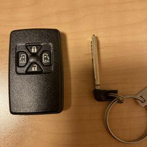 トヨタ エスティマ ACR50 両側パワスラ キーレス スマートキー 鍵