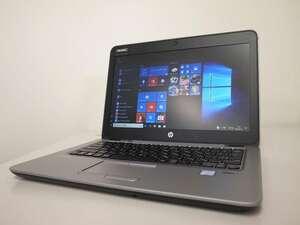 ■074/美品/第6世代/HP/CT Notebook PC/EliteBook 820 G3/Corei3-6100U/メモリ4GB/SSD128GB/WIN10/WEBカメラ/(2021-0528-074)■