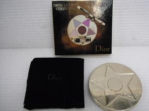 未使用品 クリスチャンディオール Dior LUCKY COLOURS スター リップ&アイカラーパレット 口紅 グロス アイシャドウ 定形外一律390円 B3-a