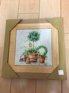 Home & Garden セラミック 鍋敷き トリベット