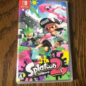 スプラトゥーン2 Nintendo Switch Splatoon2 Switchソフト