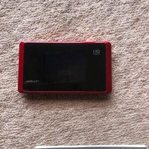 モバイルルーター UQ WiMAX2+