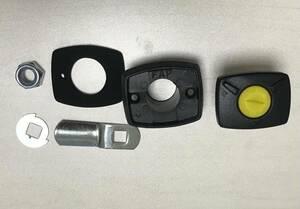 hobby ガスロッカー 鍵 キャンピングトレーラー ホビー用 フロントロッカー ロック