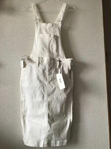 サロペットスカート YANUK ヤヌーク デニム Mサイズ