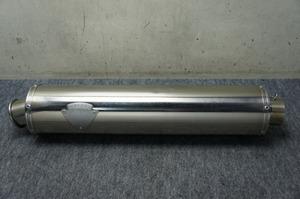 アールズギア ワイバンサイレンサー 60.5 XJR1300/ZEPHYR1100/750/ZRX1200R/DAEG/CB1100/CB1300SF/SB/GSX1300/FZ1/GPZ900R/GSXR1000ZZR1400
